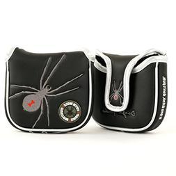 19th Hole Custom Shop Spider High-MOI Mallet Putter Headcove