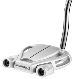 "TaylorMade Spider Tour Diamond Silver 34"" Double Bend Intera"