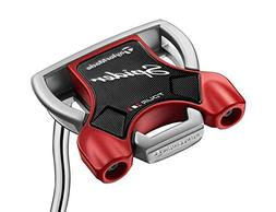 Mint TaylorMade Spider Tour Platinum Putter Steel Right Hand
