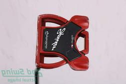 TaylorMade Spider Tour Red Double Bend Putter Steel Right 35