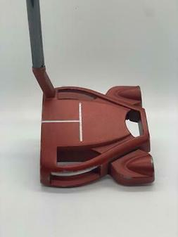 TaylorMade Spider Tour Red T-Sightline Putter, Good Conditio