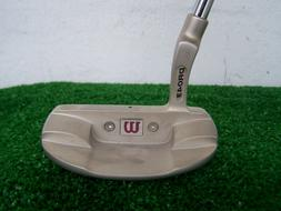 "Wilson Staff Deep Red II DR043 35"" Right Hand Putter Grooved"