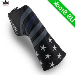 Stars & Stripes Blade Putter Headcover For Scotty Cameron Ti