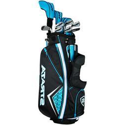 Callaway Strata Plus 14 Piece Ladies Golf Set Graphite Right