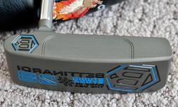 "Bettinardi Studio Stock #28 Golf Putter, 33"", upgraded Super"