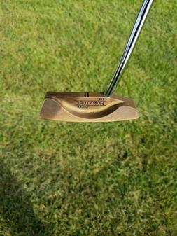 Super Rare Bettinardi Eminence 3 Brass Milled Golf Putter. E