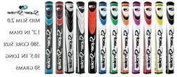 Super Stroke Mid Slim 2.0 Putter Grip - Choose Your Color -