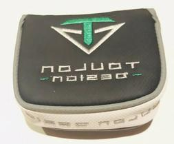 Odyssey Toulon Design Small Mallet Putter Cover, BRAND NEW,