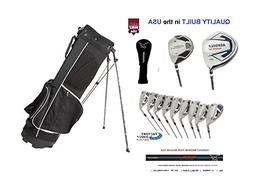 AGXGOLF Men's Tour XS Golf Club Set; Right Hand Regular Leng