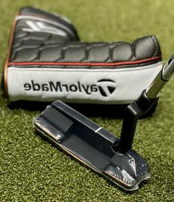 """TaylorMade TP Black Copper Collection Juno Blade Putter 35"""""""