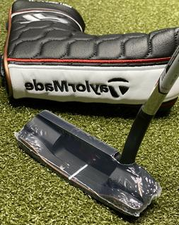 """TaylorMade TP Black Copper Collection Soto Blade Putter 35"""""""