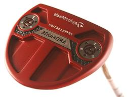 "TaylorMade TP Collection Red Ardmore Mallet Putter 35"" Left"
