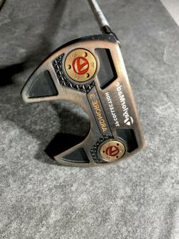 TaylorMade TP Copper SS Ardmore 3 Putter 34'' Inches Mint