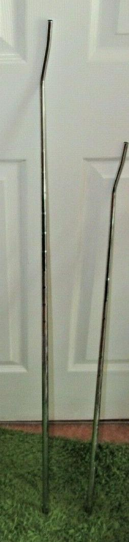"Triple Bend Putter Shaft - Choice of 35"" or 43"" Lengths - Ne"