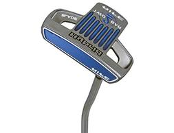 Guerin Rife Two Bar Hybrid Putter Steel Right Handed 36 in