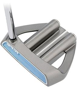 Rife Two Bar Hybrid Mallet Heel Shafted Putter