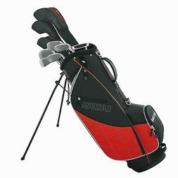 Wilson Golf Ultra Men's 9-Club, Right-Handed Set w/ Bag and