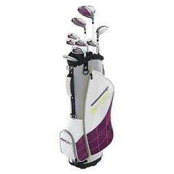 Wilson Ultra Ladies Left-Handed Super Long Golf Club Set wit