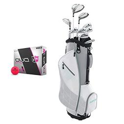 Wilson Ultra Womens Right Handed Complete Golf Club Set with