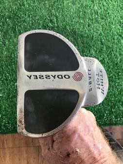 Odyssey White 2-Ball Putter 34""