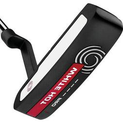 Odyssey White Hot Pro 2.0 Black #1 Putter With Jumbo Grip