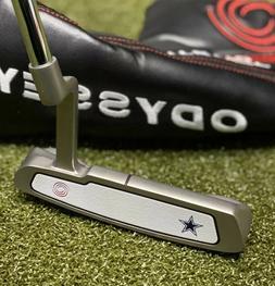 "Odyssey White Hot Pro 2.0 Dallas Cowboys 35"" Inch Blade #1 P"