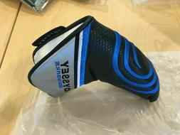 works blade putter cover headcover fits blade