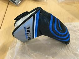 ODYSSEY WORKS BLADE PUTTER COVER HEADCOVER - fits blade # 5