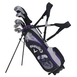 Callaway Girls XJ Hot Junior Set, Left Hand, 5-8 Years Old