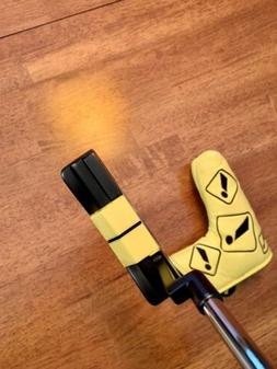 """YES Callie C-Groove Putter 34"""" RH IOMIC Grip EXCELLENT!"""